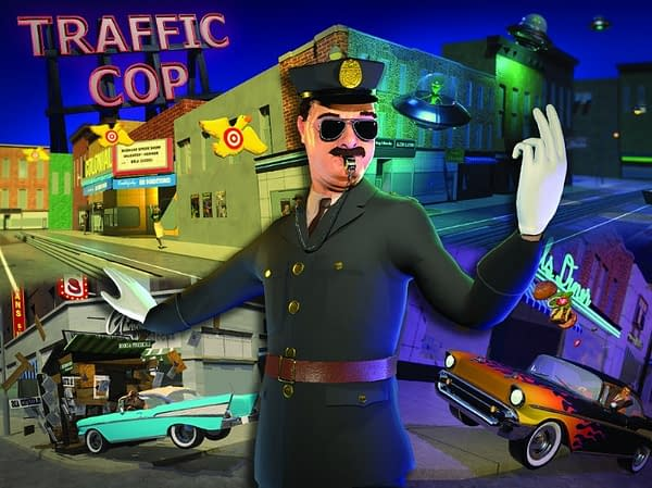 Traffic Cop VR: The Perfect Police Training Tool?