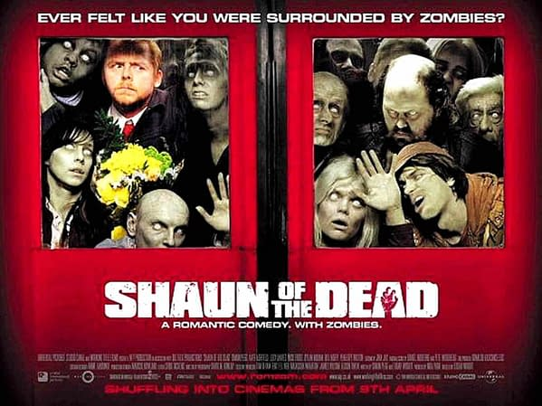 Should I Let My Ten-Year-Old Daughter Watch Shaun Of The Dead?
