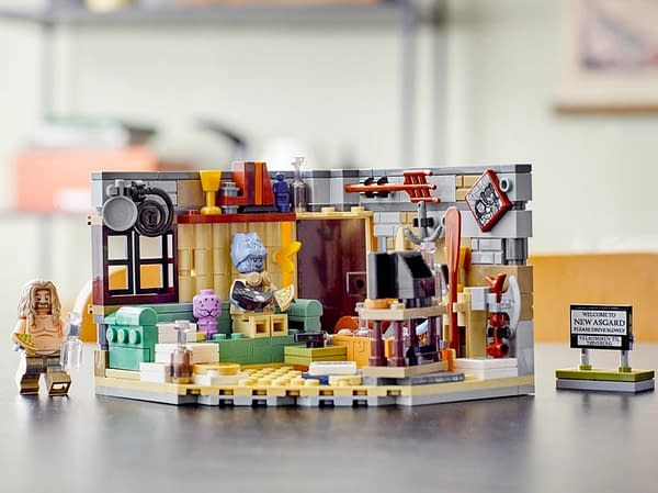 Welcome to the Bro Thor Man Pad With LEGO's Newest Marvel Set