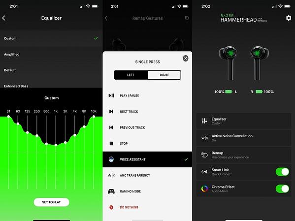 Review: Razer's Hammerhead True Wireless V2 Earbuds