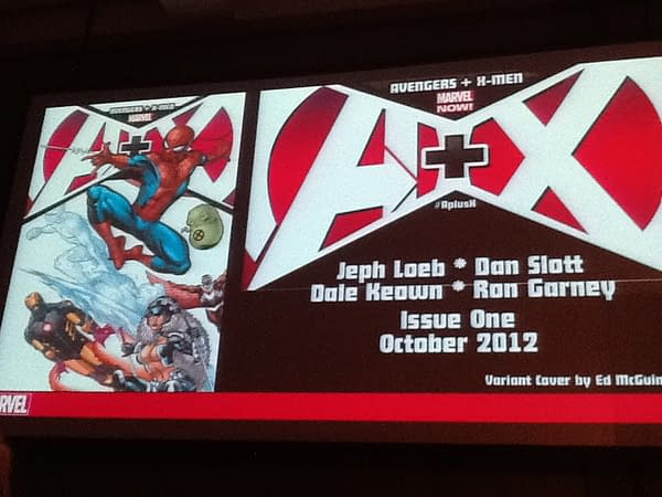 A Plus X, AVX Consequences And AVX-Babies All Confirmed By Marvel's Cup O' Joe – Full Visuals Here!