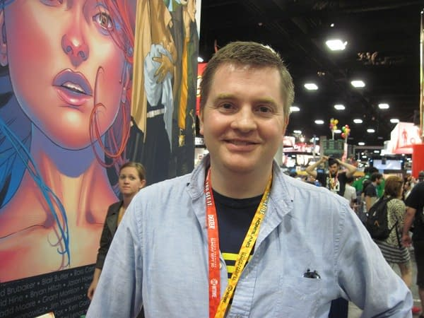 Charles Soule To Write Swamp Thing After Scott Snyder