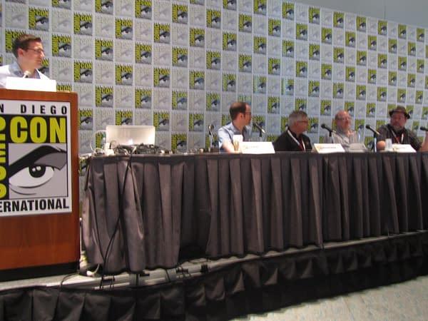ComicArtsConferencePanel