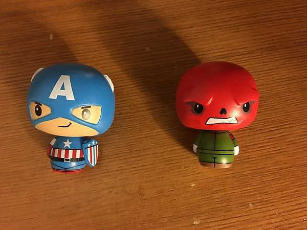 Marvel Collector Corps Superhero Showdown Pint-Size Heroes