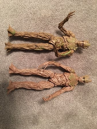 Marvel Legends Groot Evolution 3 Pack Is Worth It…But Not For Baby Groot