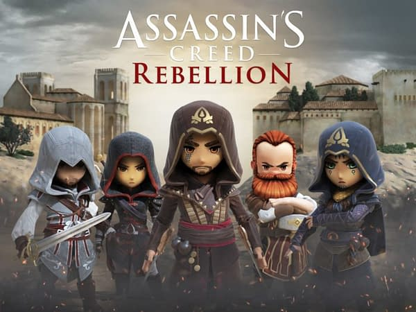 Ubisoft Announces Assassin's Creed Rebellion For Mobile