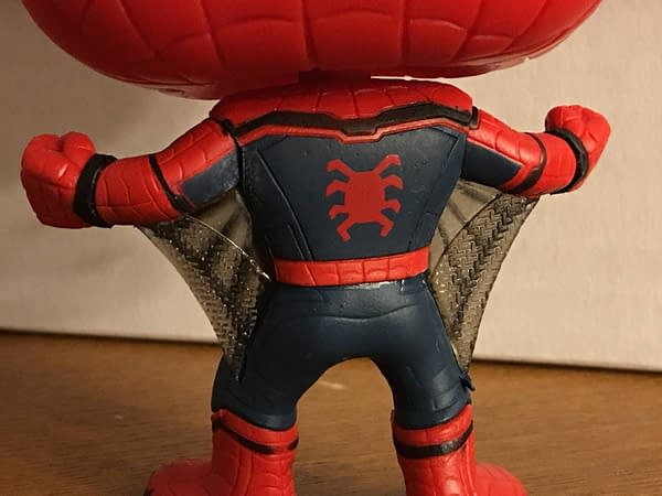 Unboxing The Funko Spider-Man: Homecoming Marvel Collectors Corps Box