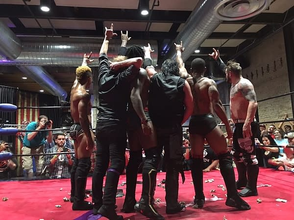 Twitch Makes First Pro-Wrestling Deal With Wrestle Circus