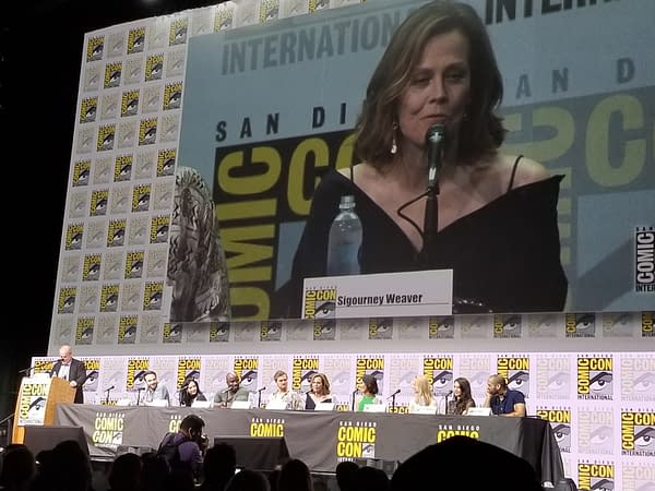 Marvel's The Defenders Panel Live From Comic-Con