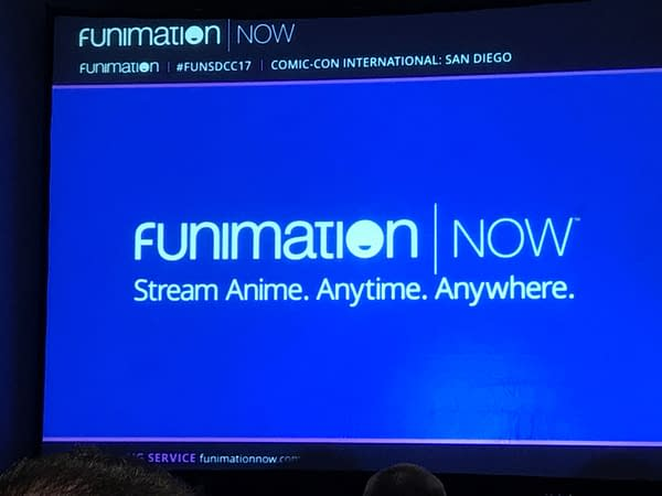 Nothing Ground-Breaking But We Had A Lot Of Fun At The Funimation Panel At SDCC