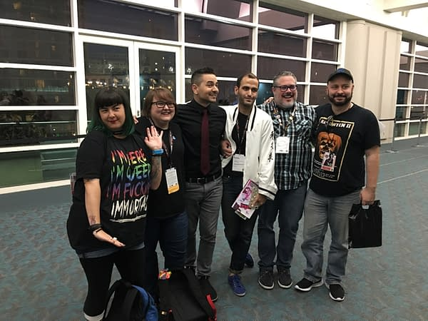 It Gets Geekier And The Importance Of LGBTQ Representation