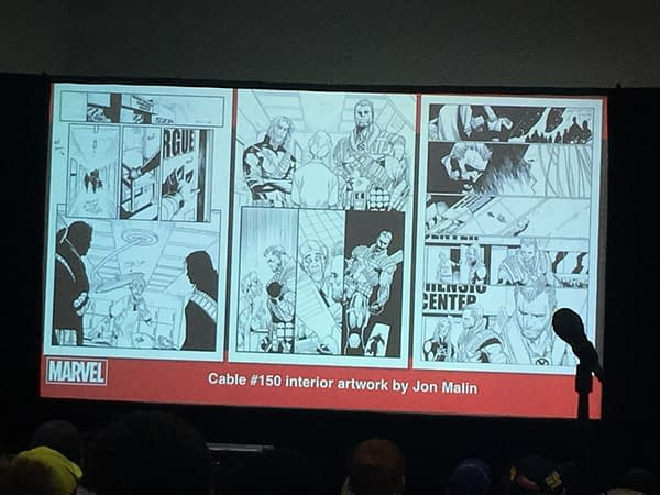 Bringing Back Longshot, And More From The Marvel ResurrXion Panel At San Diego Comic-Con