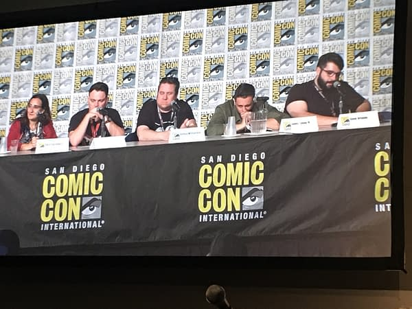 Dan DiDio Reveals The Secret Origins Of The Comic Creators – And The Fans – At San Diego Comic-Con