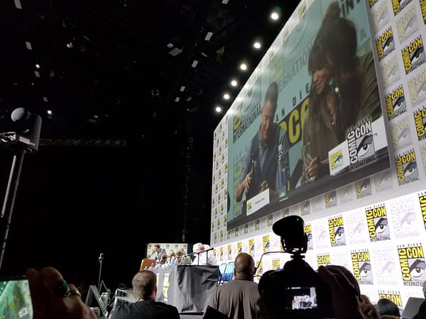 Footage From Kingsman 2: The Golden Circle Shown At San Diego Comic-Con – Halle Berry Just Chugged Half A Glass Of Bourbon