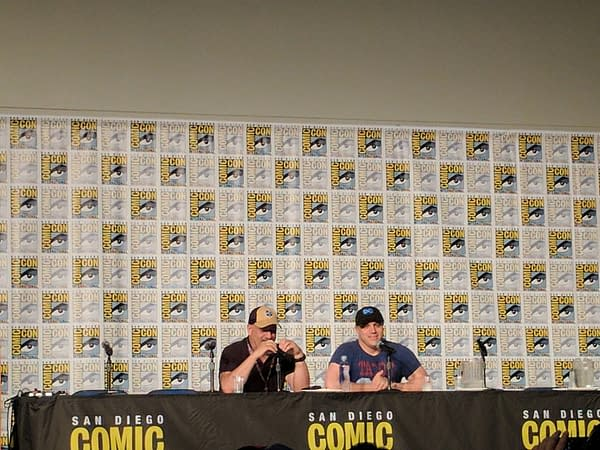 Geoff Johns Talks Process And Tricks Of The Trade At SDCC