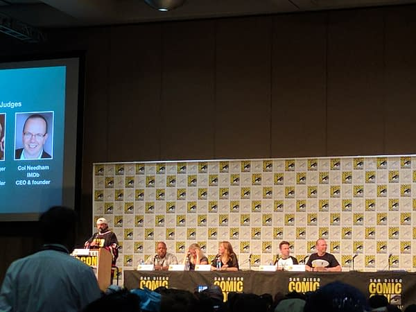 Kevin Smith Dishes Out Movie Trivia At SDCC 2017