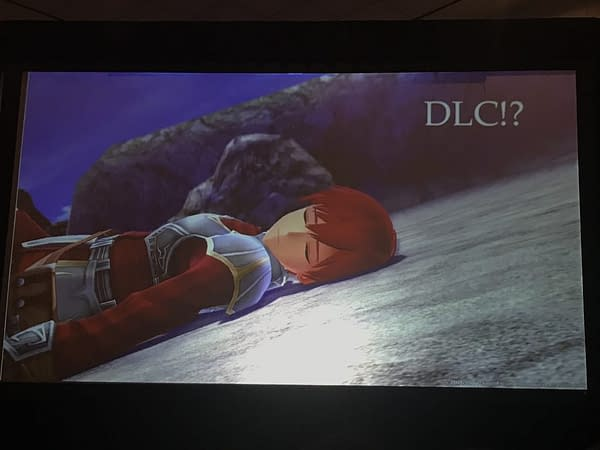 Anime Expo 2017: Adol's Silver Armor Will Return As A DLC Item For Ys VIII: Lacrimosa of Dana