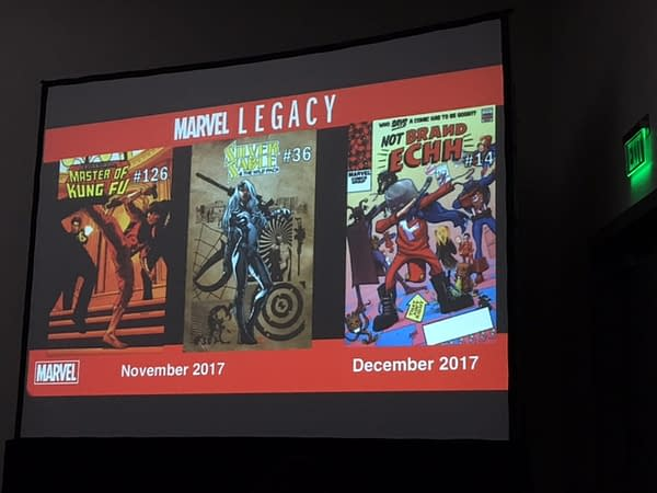 Marvel Returns Cancelled Comics With One-Shots – Master Of Kung Fu, Silver Sable, Not Brand Echh, Dazzler, Power Pack And Darkhawk