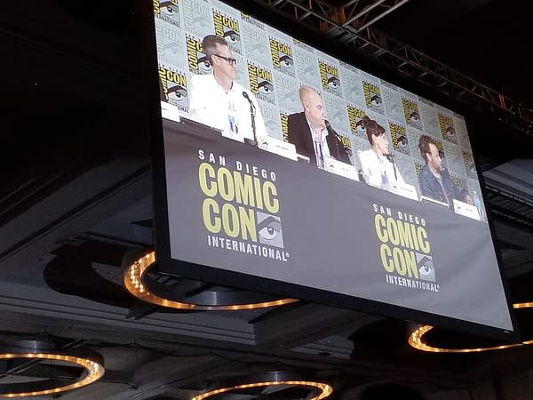 Legion Panel: Hawley Working On Doctor Doom Film, Season 2 Going To Be 10 Episodes, Can't Cross Over With The Movies