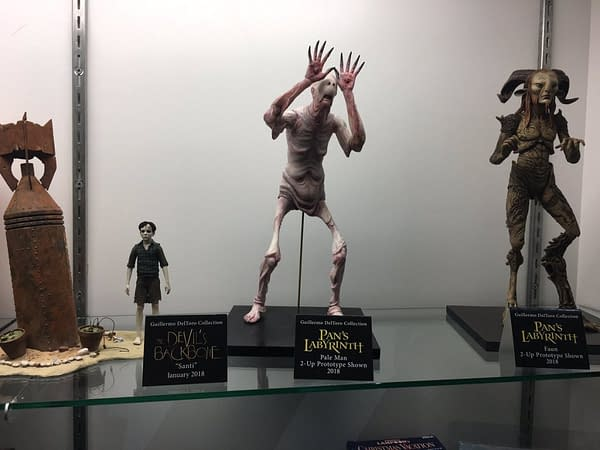 Guillermo Del Toro Toy Line Revealed At SDCC