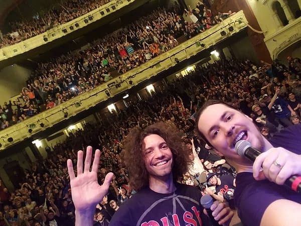 Leading Men & Mavens: The Game Grumps Talk About 'Good Game'