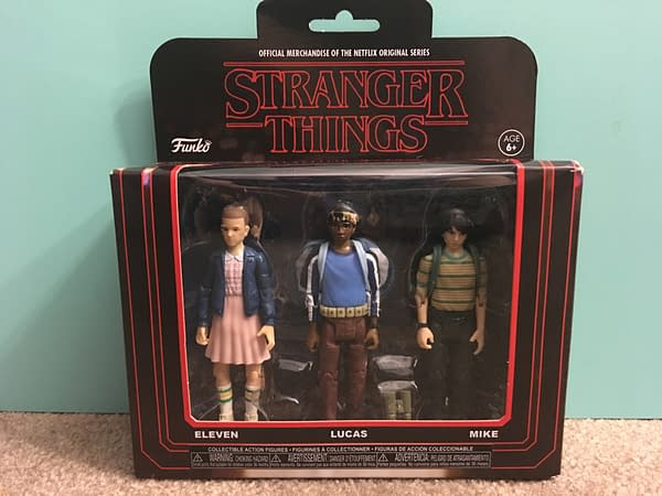Stranger Things Funko Figures 5
