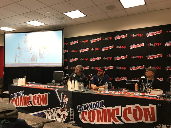 Comics Editors Offer Tips For Aspiring Writers And Artists At NYCC 2017