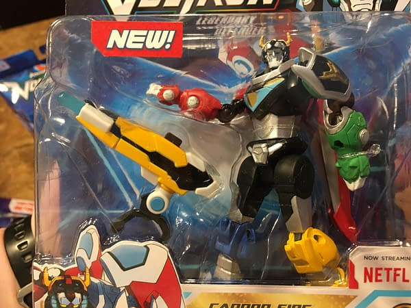 'Voltron: Legendary Defender': The Box Of Goodness On My Doorstep