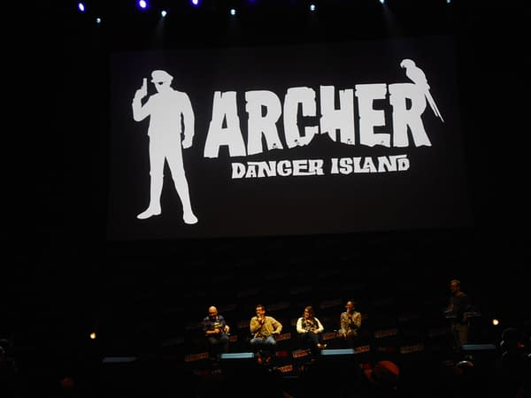 NYCC 2017 Archer Panel