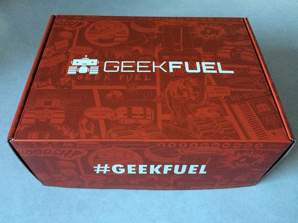 What's In The Box?!: Geek Fuel – September 2017