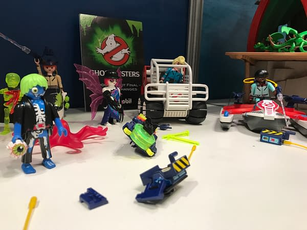 Playmobil Ghostbusters Toys