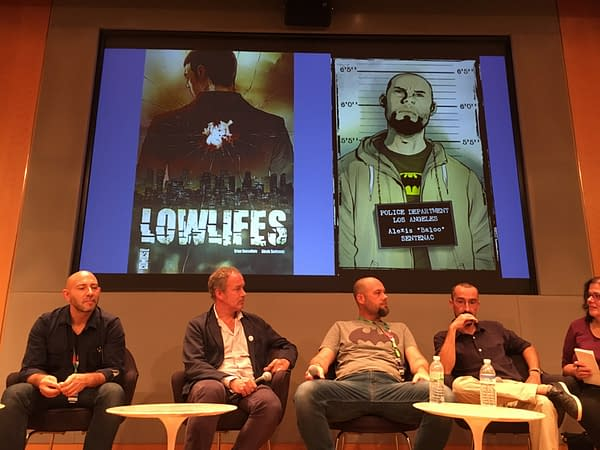 French Comics And Graphic Novels Highlighted At New York Comic Con 2017