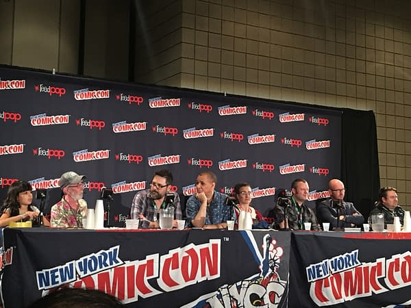 Talking To Dan DiDio About DC Comics, With A Few Of His Friends And Family