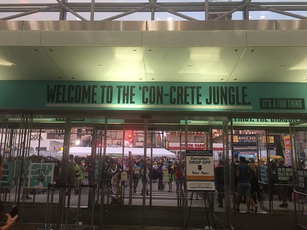 """NYCC 2017 From A First-Timer: """"I've Never Been More Proud To Be A Geek"""""""