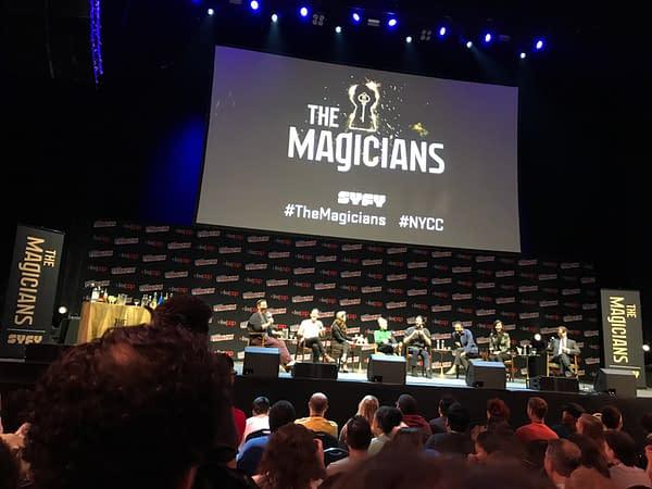 syfy magicians nycc season 3