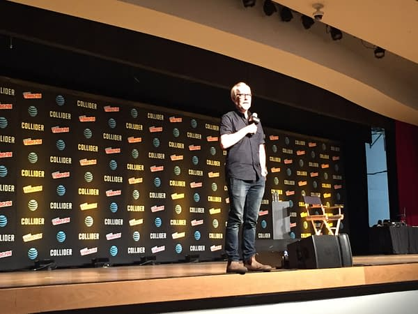 Adam Savage Talks MythBusters, Hamilton, And Pasties At NYCC