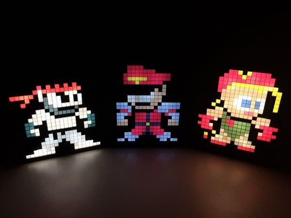 Pixel Pals Jumps Back Into The Fight With More Street Fighter