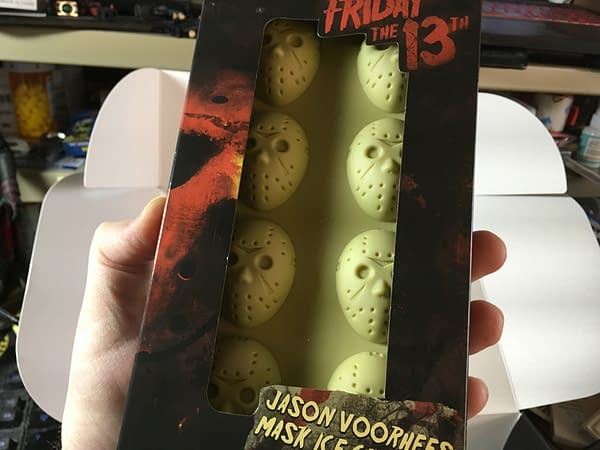 Unboxing November's Friday The 13th-Themed Box Of Dread