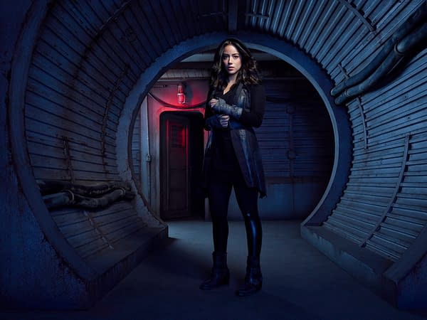 Agents Of SHIELD Season 5: 8 New Photos Of The Agents' Return