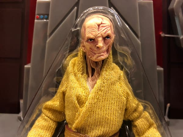 Star Wars Black Series Snoke 5