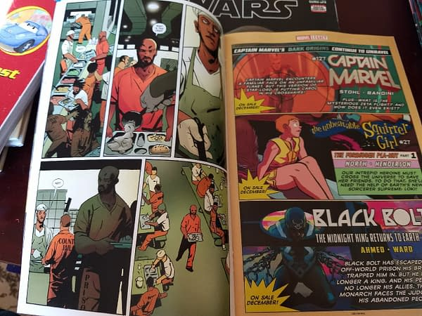 Would You Like Your Monsters Unleashed #8 Mixed With A Little Luke Cage #167?