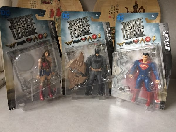 Trying To Find Justice With Toys: We Review The Justice League Film Action Figures