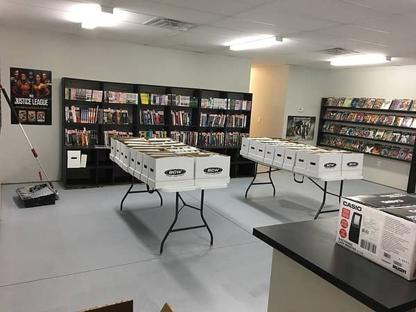 Rockwood Comics Spins out of Manhattan Store, Opens in Junction City, Kansas