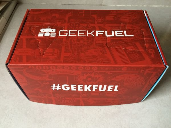 What's In The Box?!: Geek Fuel – December 2017