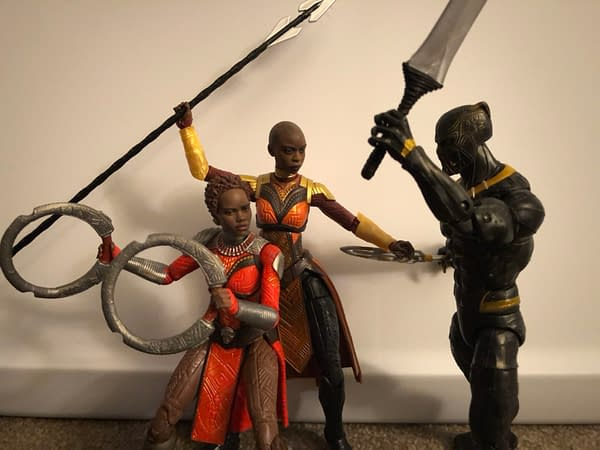 Black Panther Marvel Legends 23