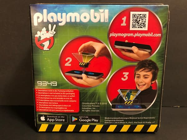 Playmobil's New Ghostbusters Figures Let You Trap Your Own Ghosts