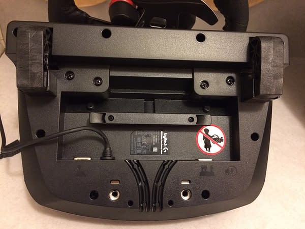 Finding Metal For My Pedal: We Review Logitech's G29 Driving Force