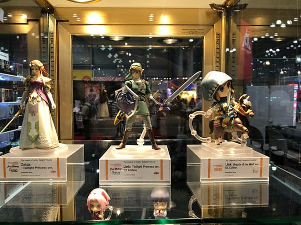 Toy Fair New York: Good Smile Brings Disney, TMNT, Naruto, and Batman to Show Off
