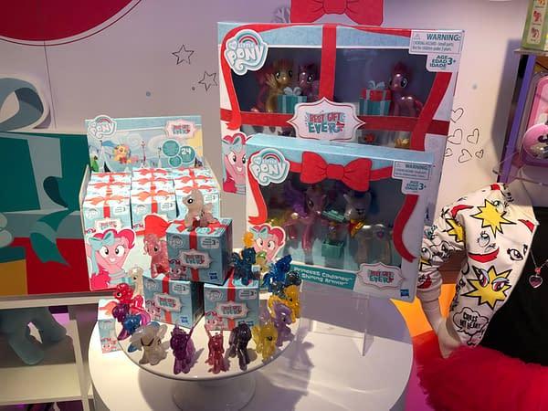 Toy Fair New York: Hasbro My Little Pony and Disney Princess!