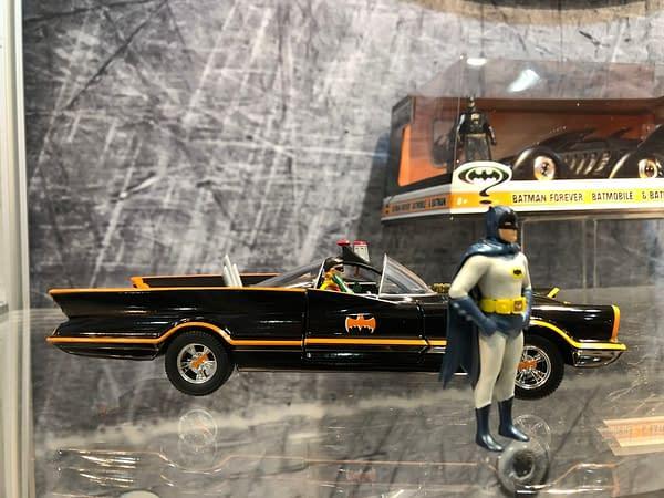 Toy Fair New York: Jada Toys Nano-Metal Figures Are a Huge Hit